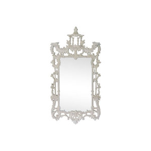 White Pagoda Mirror