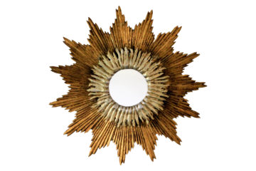 Sunburst Wall Hanging